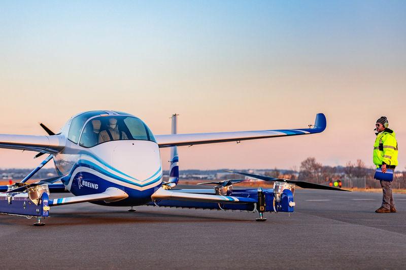 Autonomous Passenger Drones