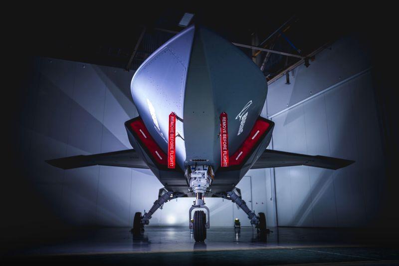 Futuristic Unmanned Combat Drones