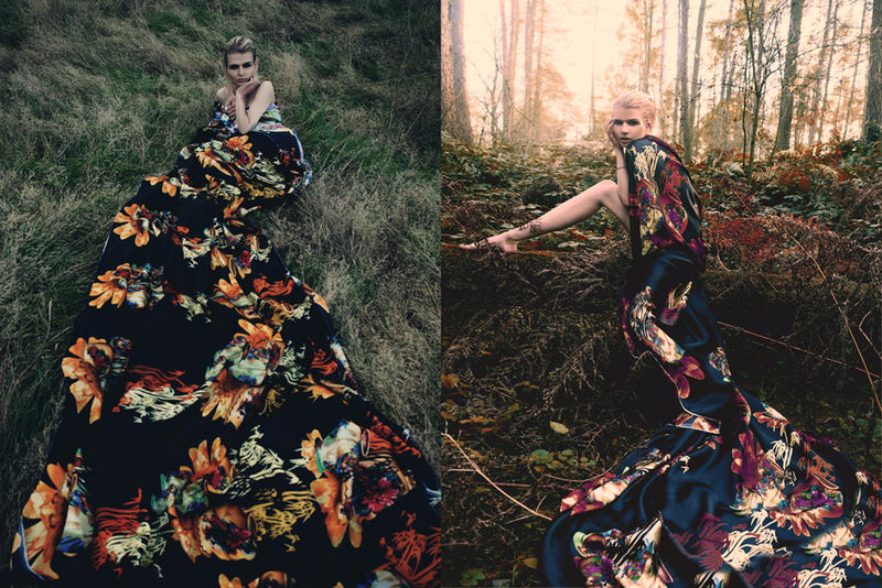 Dreamy Bohemian Editorials