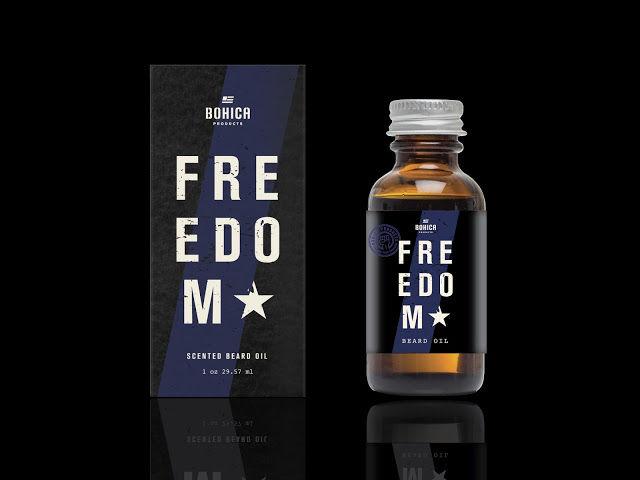 Utilitarian Beard Oil Branding