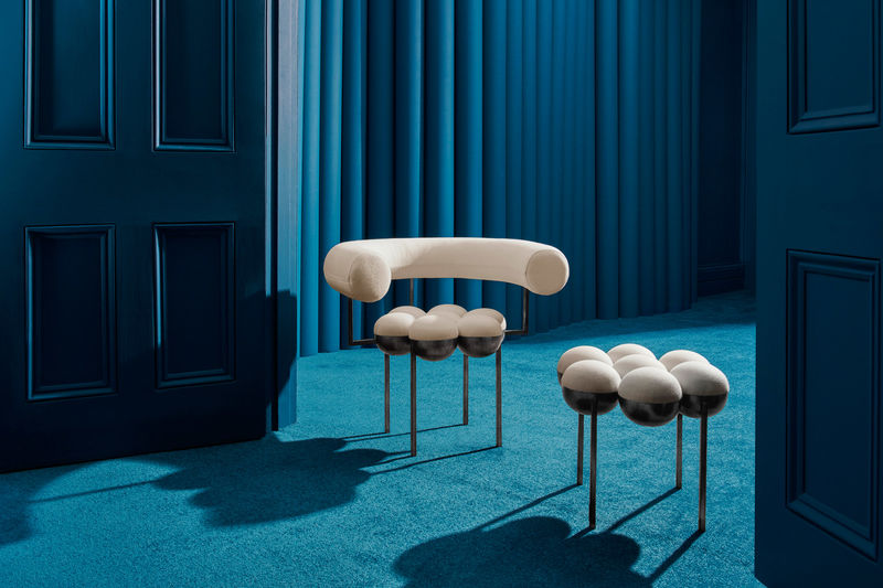 Space-Themed Furniture Collections