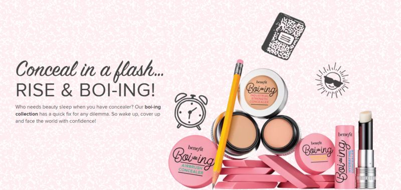 Rebooted Concealer Collections