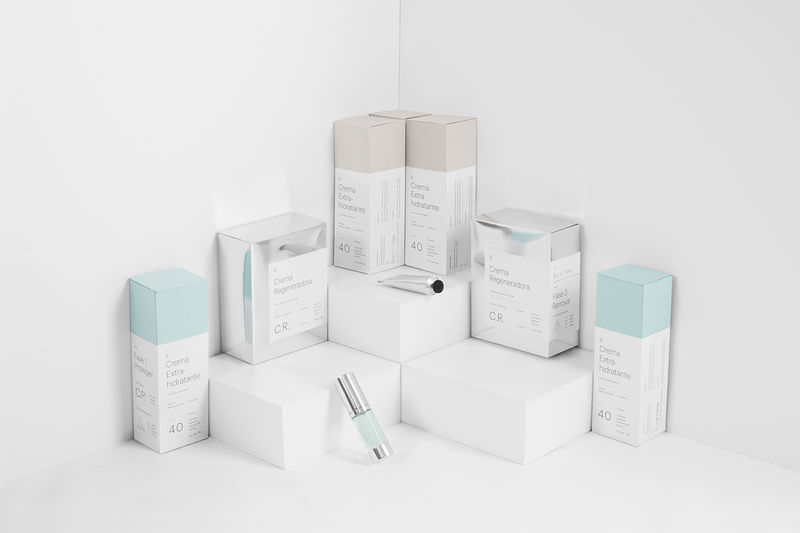 Clinical Cosmetics Branding