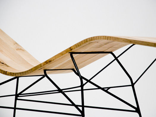Undulating Lumber Loungers