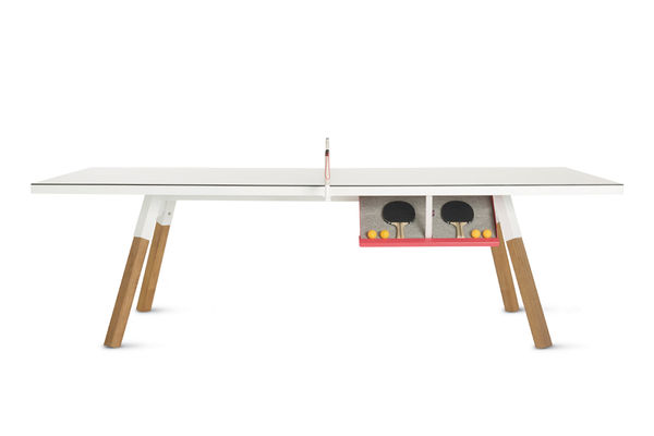 Double Duty Ping Pong Tables : Bola Service Table