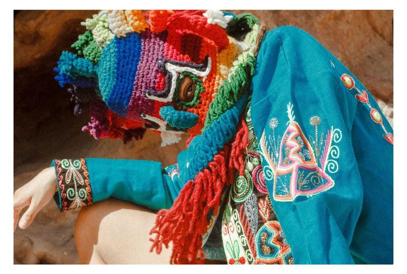 Handmade South American Clothing