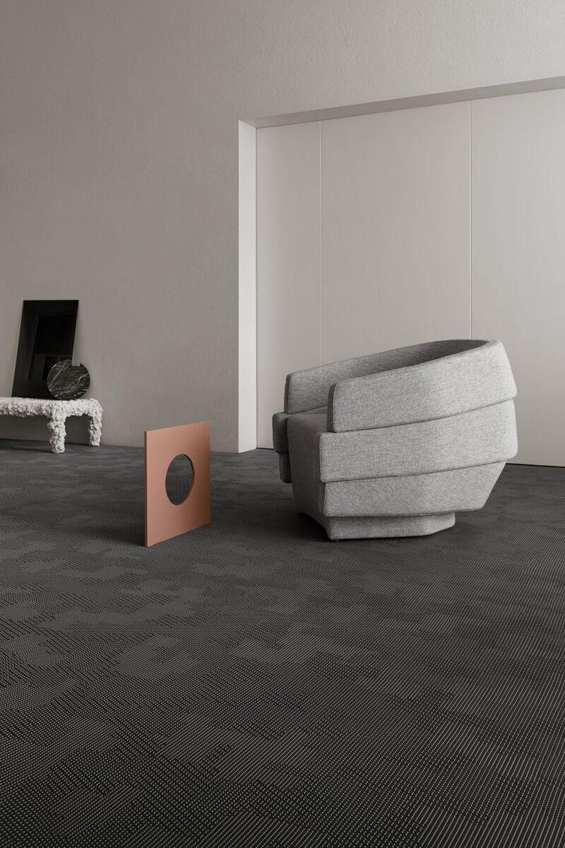 Japanese-Inspired Weaved Floors