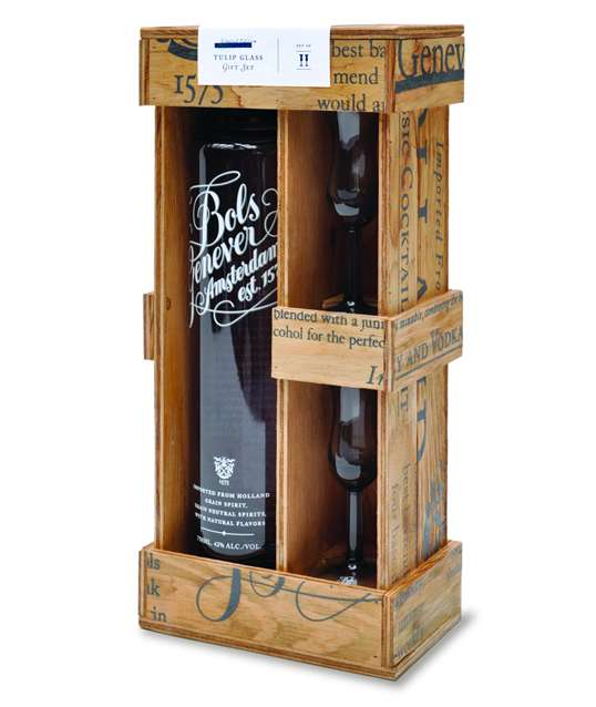 Custom Wine Box Constructions
