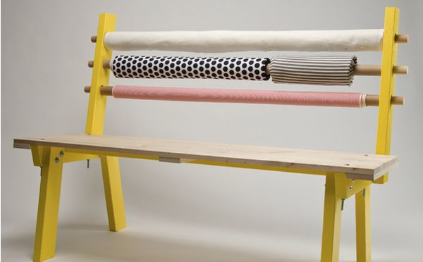 Rolled Fabric Furnishings