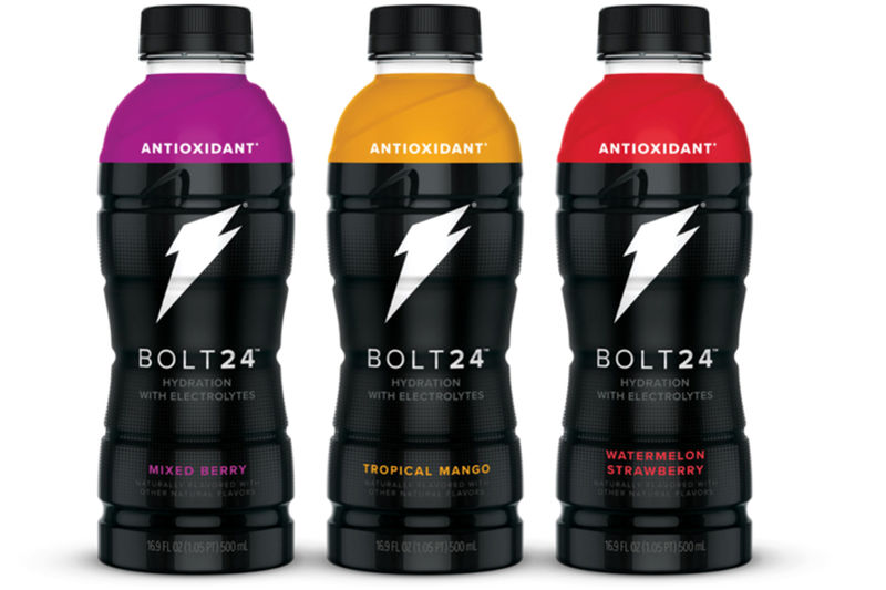 All-Natural Hydration Beverages