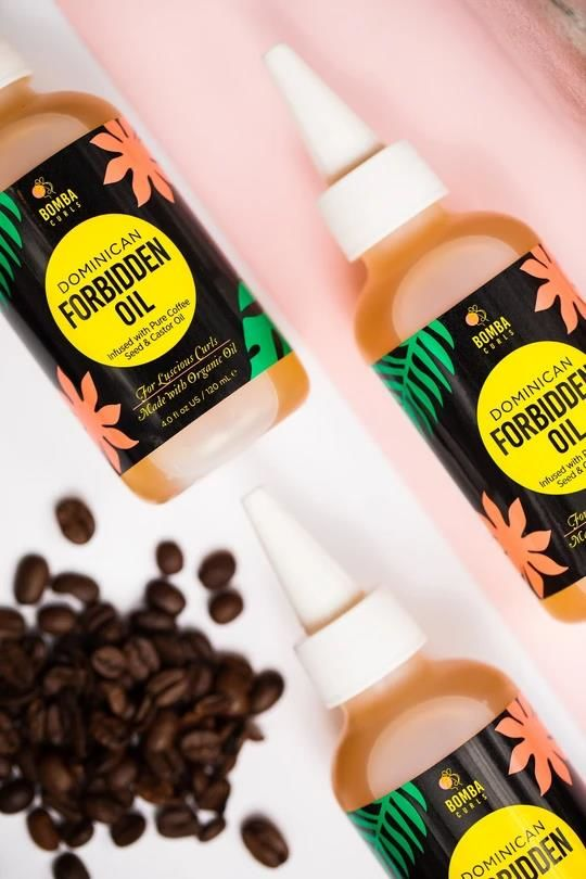 Dominican Hair Growth Oils