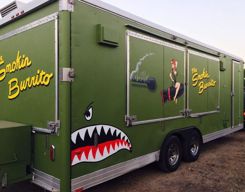 Military-Inspired Food Trucks