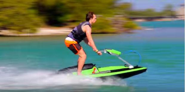 Powerful Personal Watercraft