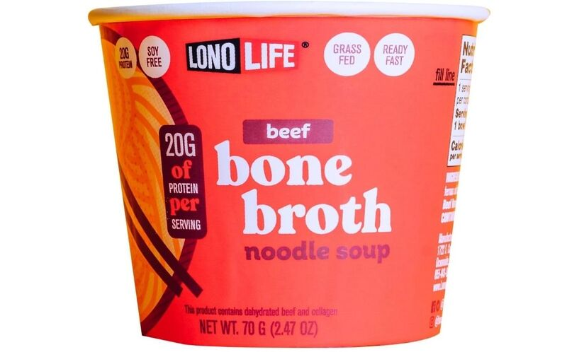 Bone Broth Noodle Cups