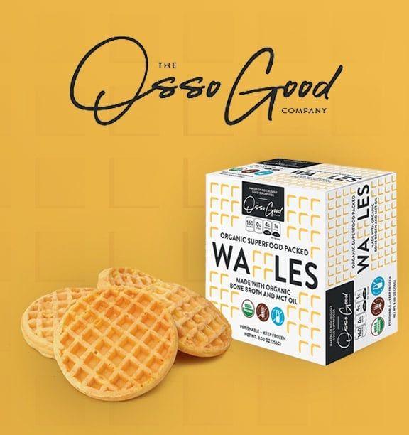 Hearty Breakfast Waffles