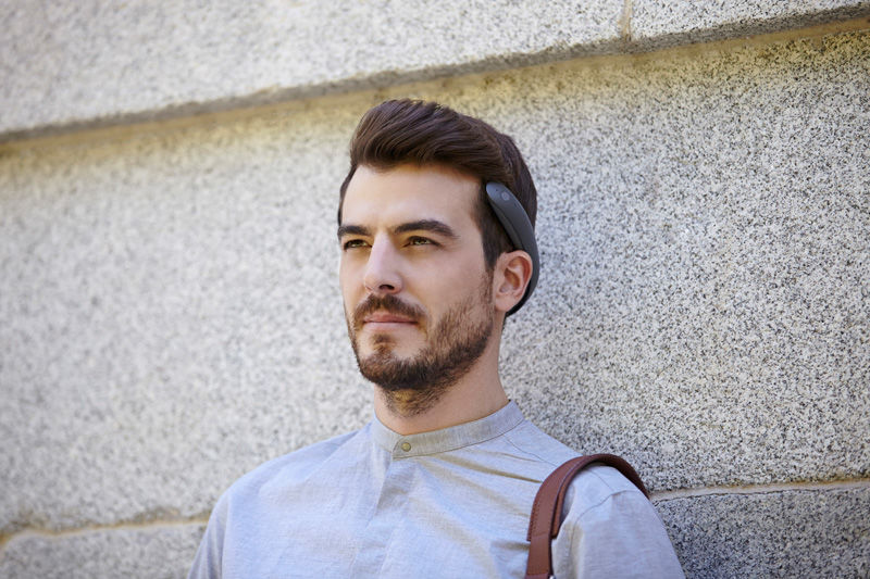 Sleek Ear-Free Headphones