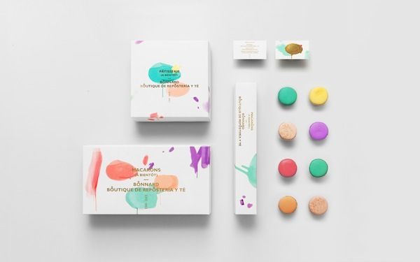 Art-Inspired Macaron Marketing