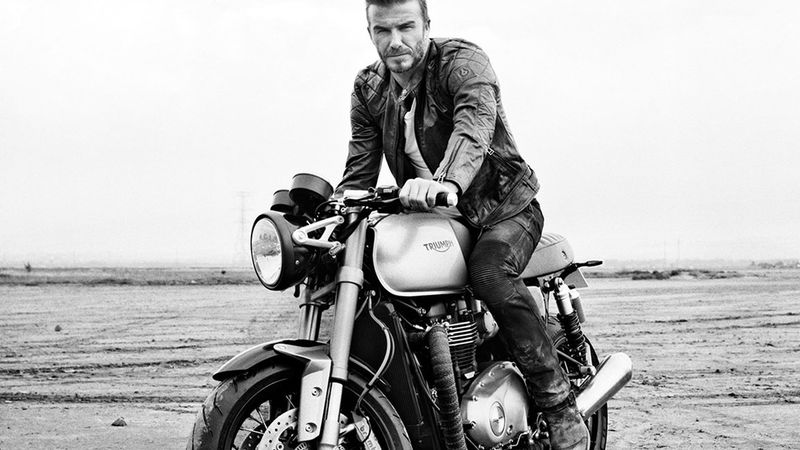 Classy English Motorbikes