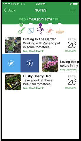 Digital Garden Assistants