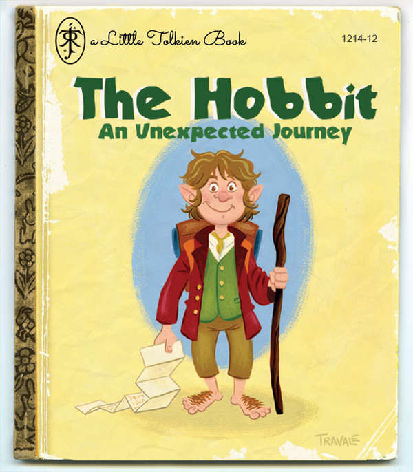 Children's Book Crossovers