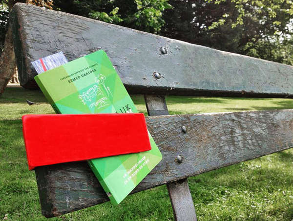 Book-Sharing Benches