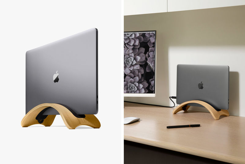 Curvaceous Computer Stands