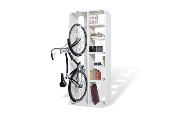 Cycle Storage Shelving