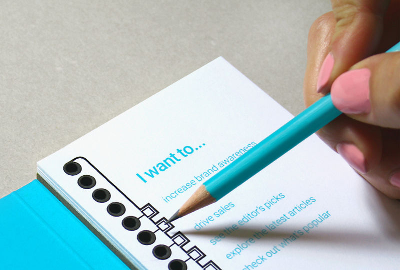 Smartphone-Connected Notepads