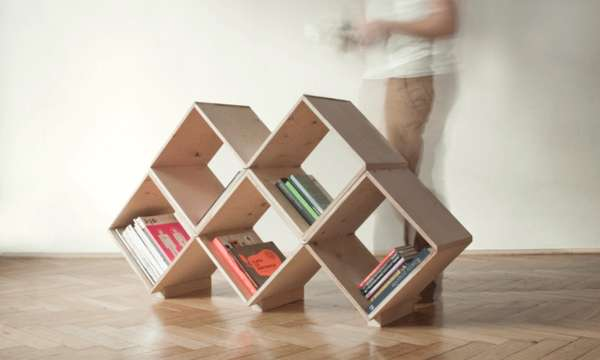 Side Stacked Storage Systems