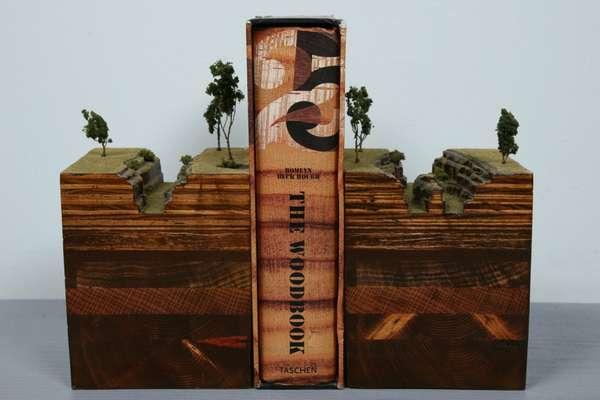 Landscape Literature Holders