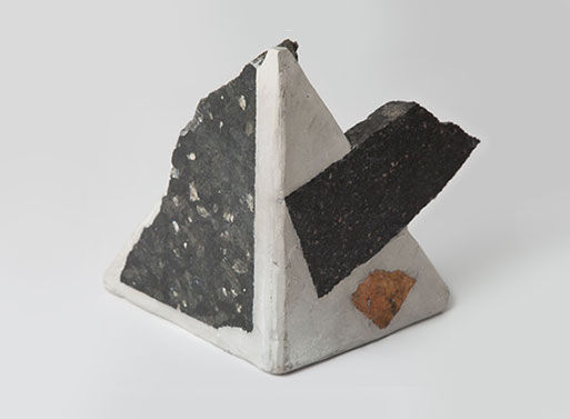 Sculpted Stone Bookends
