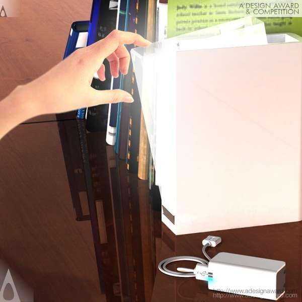Hardcover-Hidden Illuminators