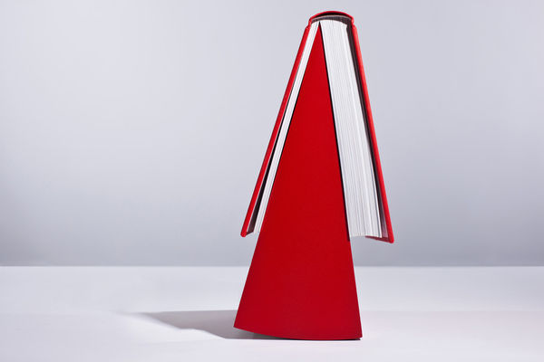 Teetering Triangular Page Savers