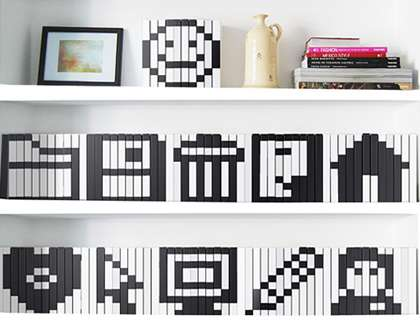 DIY Nerdy Decor