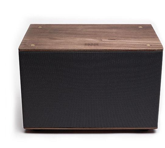 Wooden Bookshelf Speaker Systems