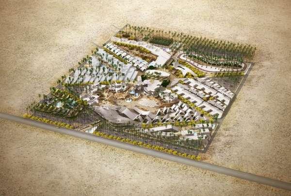Sustainable Desert Cities