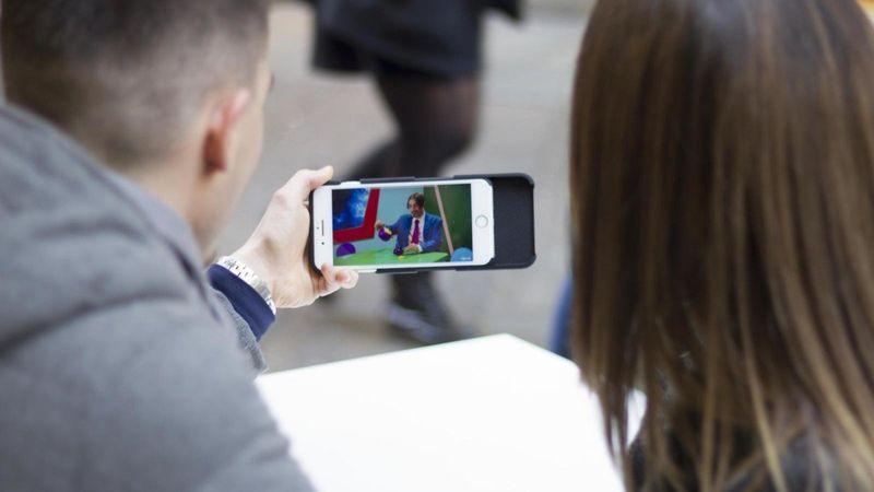 Audio-Boosting Smartphone Cases