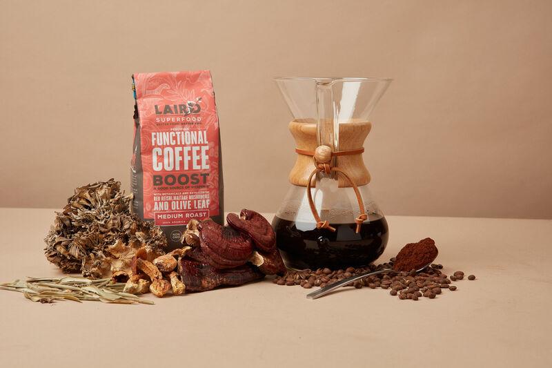 Functional Vitamin Coffees