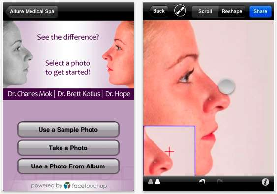 Plastic Surgery Apps