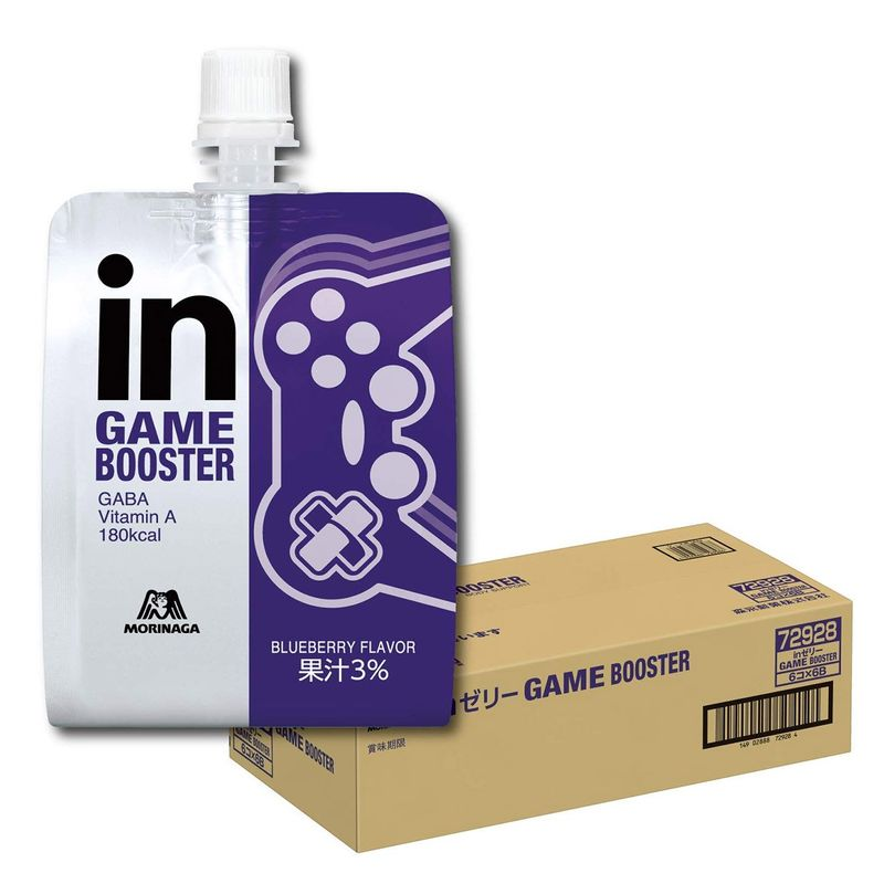 Gaming Booster Gels