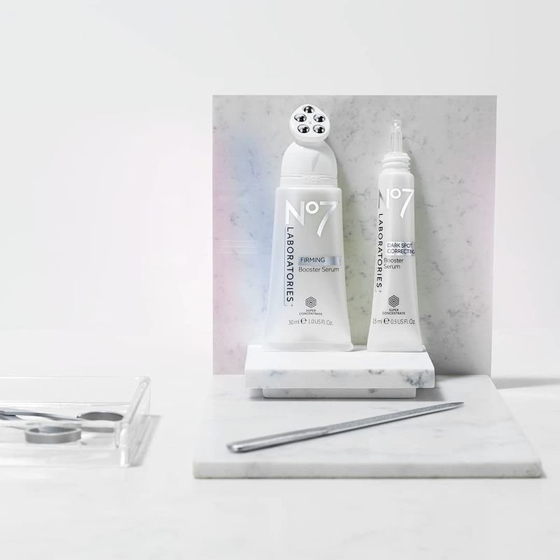Fast-Acting Booster Serums