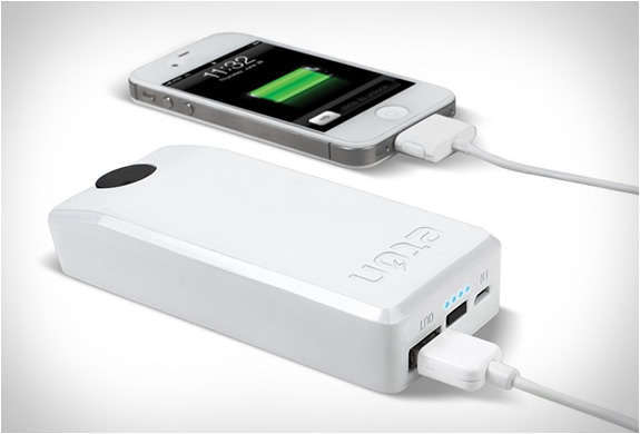 Electricity-Free Smartphone Chargers
