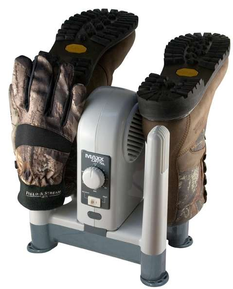 Shoe-Specific Blow-Dryers