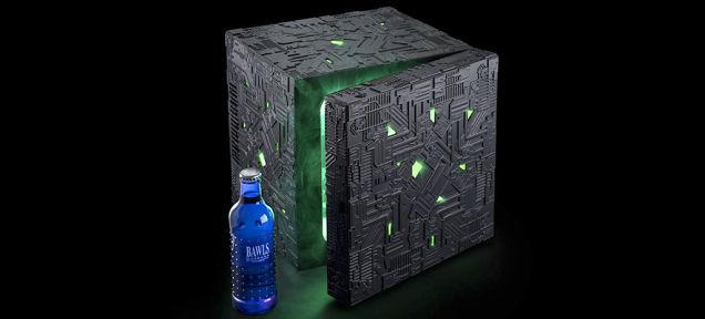 Galactic Cube Fridges