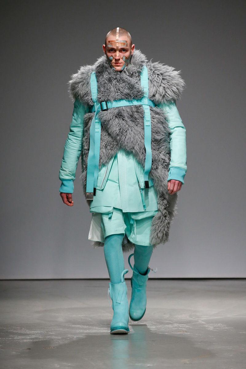 Samurai-Inspired Fashion Runways