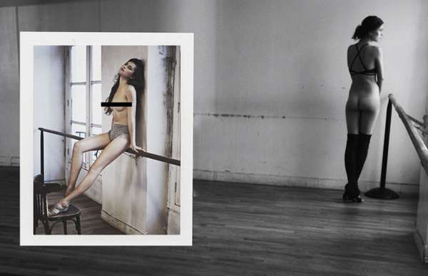 Risque Ballet Photography