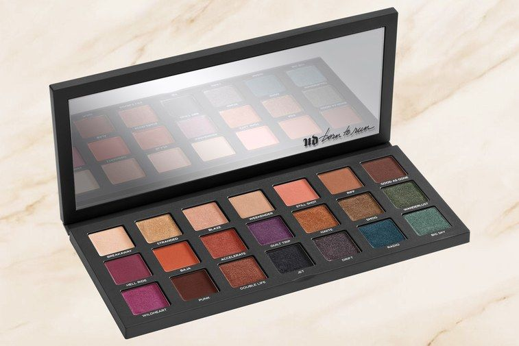 Travel-Friendly Summer Eye Palettes