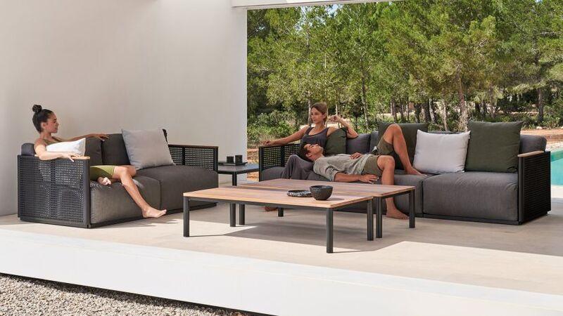 Mediterranean-Inspired Outdoor Furniture