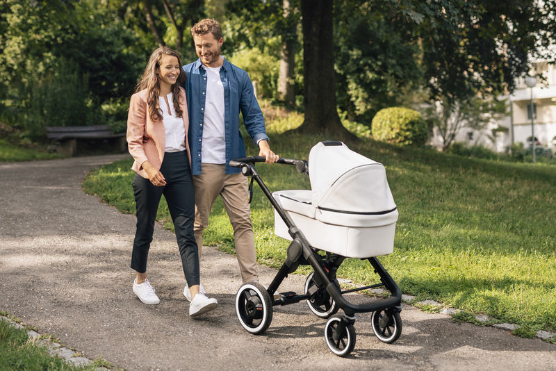 Electric Assist Strollers