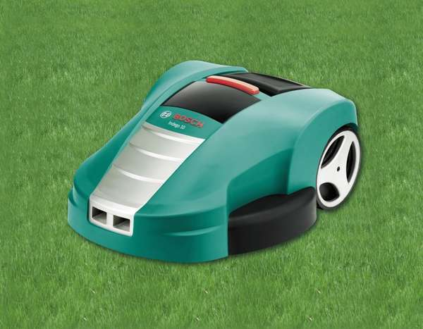 Lawn Trimming Droids